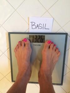 Ending weight