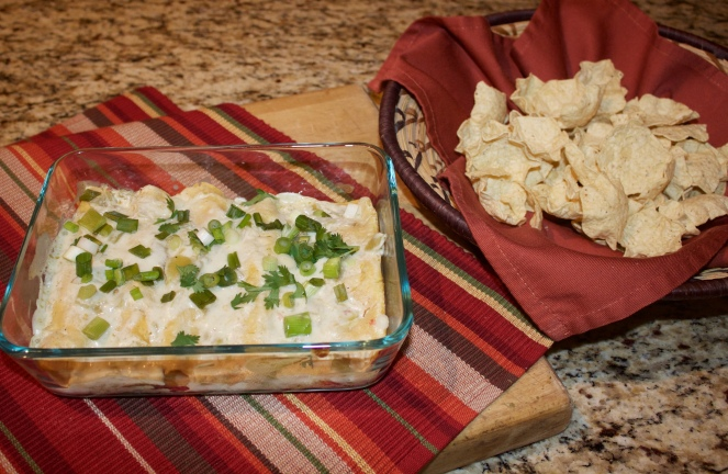 So Healthy Creamy Chicken Enchiladas!
